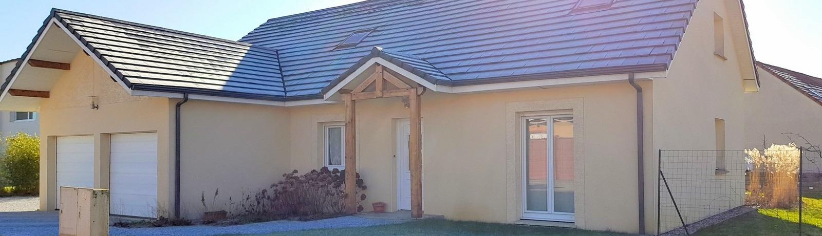 Beau pavillon de 2007  à Eulmont