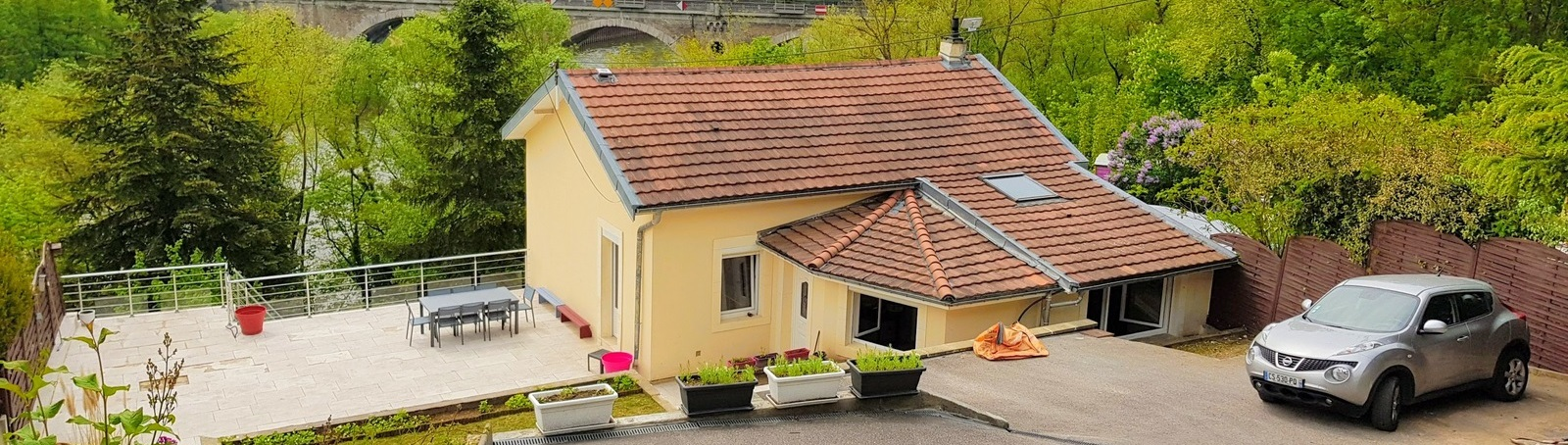 Pavillon individuel à Liverdun